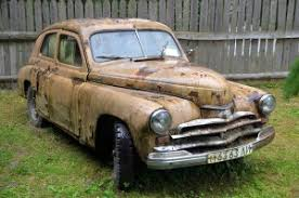 Rust With Parts